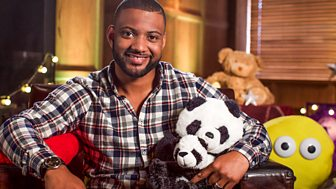 Cbeebies Bedtime Stories - 635. Jb Gill - Amazing Daddy