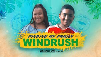 Newsround Specials - Windrush