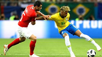 Match Of The Day - Replay: Brazil V Switzerland