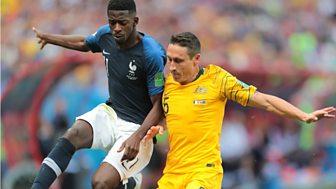 Match Of The Day Live - France V Australia