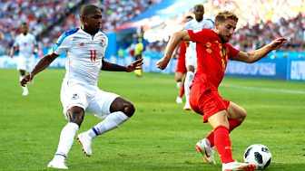 Match Of The Day Live - Belgium V Panama