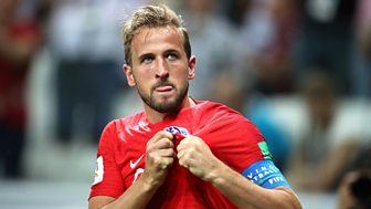Match Of The Day Live - Tunisia V England