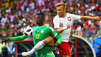 Match Of The Day - Replay: Poland V Senegal