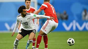 Match Of The Day Live - Russia V Egypt
