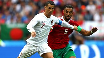 Match Of The Day Live - Portugal V Morocco