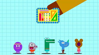 Hey Duggee - Series 2: 42. The Organising Badge
