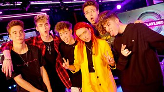 The Playlist - Series 2: 8. Why Don't We's Playlist