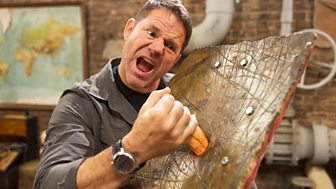 Deadly Dinosaurs With Steve Backshall - Series 1: 3. King Of The Killers