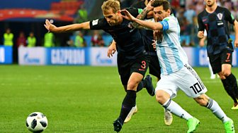 Match Of The Day Live - Argentina V Croatia