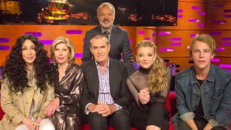 The Graham Norton Show - Series 23: Episode 12