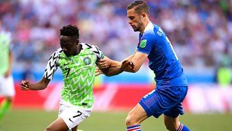 Match Of The Day Live - Nigeria V Iceland