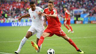Match Of The Day Live - Serbia V Switzerland