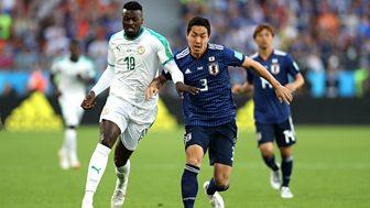Match Of The Day Live - Japan V Senegal