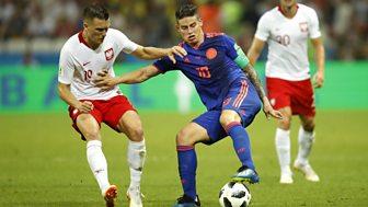 Match Of The Day - Highlights: England V Panama, Poland V Colombia, Japan V Senegal