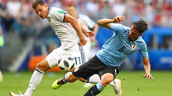 Match Of The Day - Replay: Russia V Uruguay