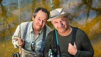 Mortimer & Whitehouse: Gone Fishing - Series 1: Episode 3