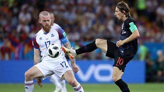 Match Of The Day Live - Iceland V Croatia
