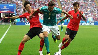 Match Of The Day Live - South Korea V Germany