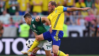 Match Of The Day Live - Live: Mexico V Sweden