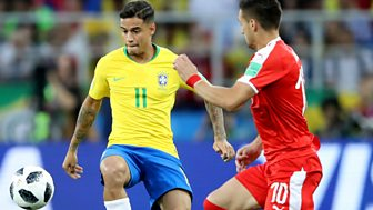 Match Of The Day - Replay: Serbia V Brazil