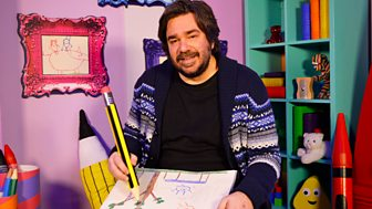 Cbeebies Bedtime Stories - 636. Matt Berry - Alphonse, That Is Not Ok To Do!