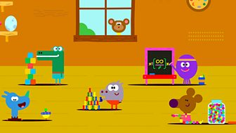 Hey Duggee - Series 2: 46. The Playing Badge