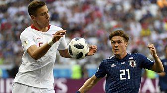 Match Of The Day Live - Live: Japan V Poland