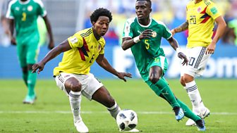 Match Of The Day Live - Senegal V Colombia