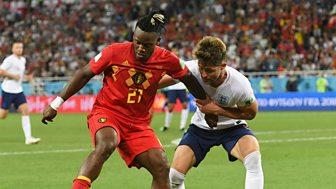 Match Of The Day - Highlights: England V Belgium And Panama V Tunisia