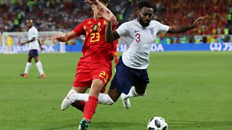 Match Of The Day - Replay: England V Belgium