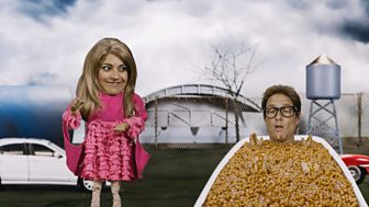 Diddy Tv - Series 4: 9. Big Chin Day
