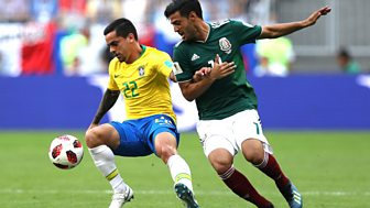 Match Of The Day - Replay: Brazil V Mexico