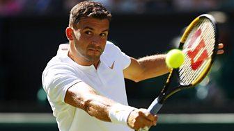 Wimbledon - 2018: Day 1, Part 1