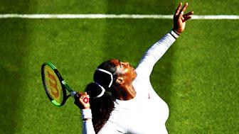 Wimbledon - 2018: Day 1, Part 2