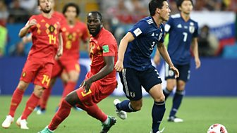 Match Of The Day Live - Round Of 16: Belgium V Japan