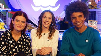 Blue Peter - Flying High Winners And Hetty Feather