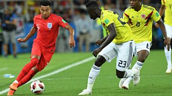 Match Of The Day - Highlights: England V Colombia, Sweden V Switzerland