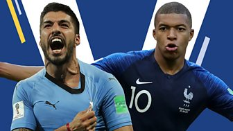Match Of The Day - Replay: Uruguay V France