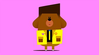 Hey Duggee - Series 2: 51. The Fashion Badge