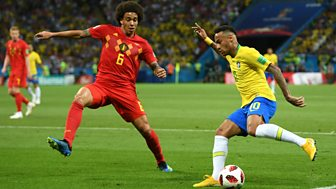 Match Of The Day Live - Quarter-final: Brazil V Belgium