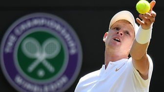Wimbledon - 2018: Day 6, Part 3