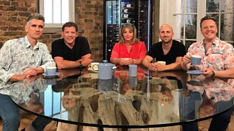 Saturday Kitchen - 07/07/2018