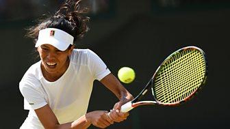 Wimbledon - 2018: Day 7, Part 1