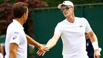 Wimbledon - 2018: Day 8, Part 1