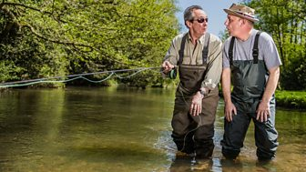 Mortimer & Whitehouse: Gone Fishing - Series 1: Episode 5