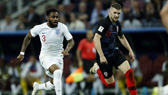 Match Of The Day - Highlights: Semi-final: Croatia V England