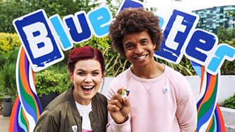 Blue Peter - Get Your 2018 Sport Badge!