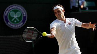 Wimbledon - 2018: Day 9, Part 3