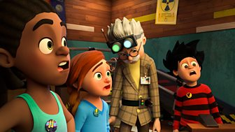 Dennis & Gnasher Unleashed! - Series 1: 44. Pi In The Sky