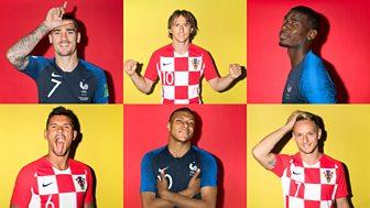 Motd Kickabout - World Cup Specials